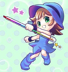 びっくり! とびだす! 魔法のペン